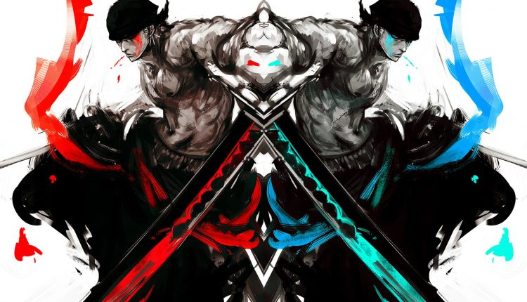 senjata anime terbaik