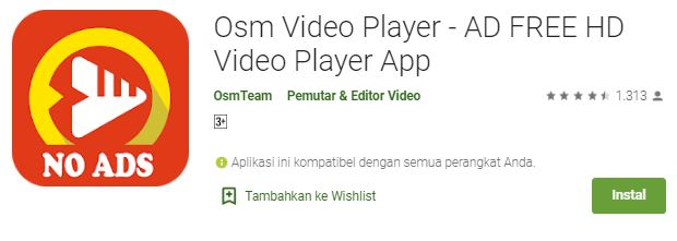 osm media player